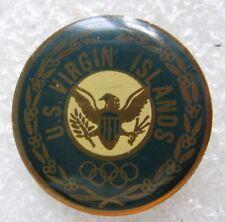 Pin's US VIRGIN ISLAND Aigle Anneaux Olympique #C2