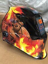 New listing Cgl Welding Helmet Auto Darkening Mig Tig Arc Mask cheater-lens-ready