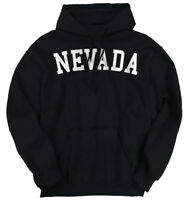 Nevada Athletic Student Gym Vacation Pride Hoodies Sweat Shirts Sweatshirts