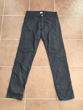 Nuevo French Connection Delgado pierna recta Jeans Denim Azul Oscuro Uk 10 CO32