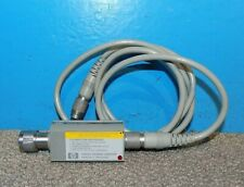 Hp Hewlett Packard 8482a Power Sensor With Cable Working Condition Free Shipping