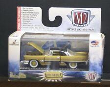M2 MACHINES AUTO THENTICS PREMIUM EDITION 1957 DESOTO ADVENTURER R31 14-64 GOLD