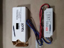 Mean Well Led Driver Konop055