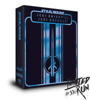 Limited Run #336: Star Wars Jedi Knight II: Jedi Outcast Premium Edition PS4
