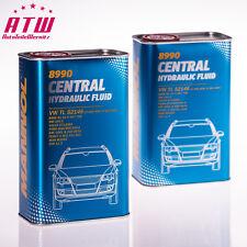 2 Liter Zentral Hydrauliköl / Servo Lenkung Öl Grün VW, Audi, Seat, Mercedes BMW