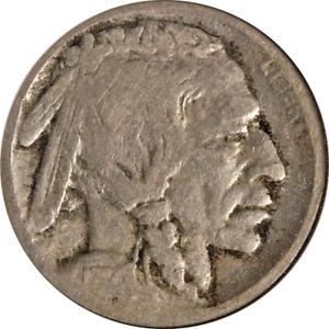 1914-D Buffalo Nickel ANACS G4 Nice Eye Appeal Nice Strike