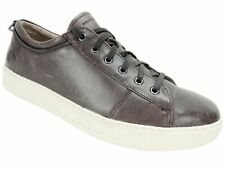 Andrew Marc Men's Darwood Sneakers OxBlood/White Leather Size 9.5 D