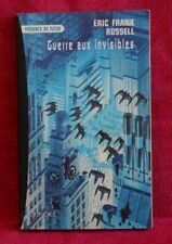 Guerre aux invisibles - Eric-Frank Russell