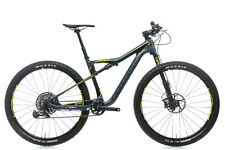 "2018 Cannondale Scalpel SE 1 Mountain Bike Medium 29"" Carbon SRAM GX X01 Eagle"
