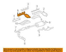 For 4Runner Lexus GS400 Passenger Or Driver Exhaust Manifold Gasket Genuine