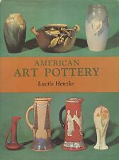 Antique American Art Pottery - Makers Marks / In-Depth Illustrated Book