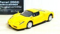 1/72 Hot Wheels FERRARI 2002 ENZO FERRARI YELLOW diecast car model