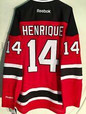 Reebok Premier NHL Jersey New Jersey Devils Adam Henrique Red sz 4X