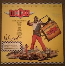 "Marsha Warfield Signed Autographed ""D.C. Cab"" Record Album w/COA Roz Night Court"