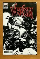 VENOM #28 2020 RYAN STEGMAN SKETCH 1:100 INCENTIVE VARIANT MARVEL COMICS NM-