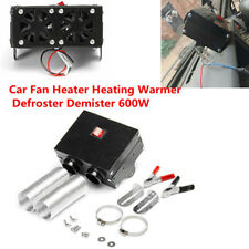 12V Practical Car Fan Heater Heating Warmer Windscreen Defroster Demister 600W