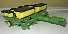 Vintage 1980s ERTL John Deere 4-Row Corn / Bean / Seed Planter #595