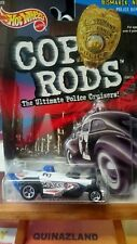 Hot Wheels Cop Rods Super Comp Dragster Police (9939)