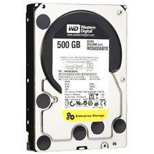 HARD-DISK NUOVO WESTERN DIGITAL 500GB CAVIAR BLACK WD5003ABYX RE4 BOXATO!!!