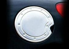 CHROME FUEL DOOR / FLAP / PETROL CAP COVER TRIM STAINLESS STEEL FOR PEUGEOT 207