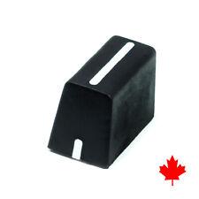 Black Fader Cap Knob RANE 72 TTM 57 62 56 56S mk2 57SL 62 61 52 54 64 68 MP26 25