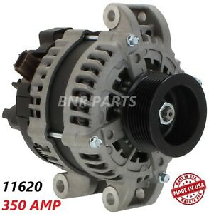 350 AMP 11620 Alternator Ford SUPER DUTY NEW 6.2L 11-16 HIGH OUTPUT Performance