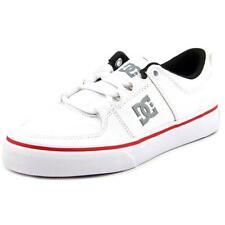 Chaussures blanches en toile pour garçon de 2 à 16 ans