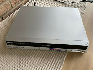PANASONIC DMR-ES10 DVD Recorder Player - SPARES OR REPAIRS Only-Read Description