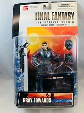 Final Fantasy The Spirits Within Gray Edwards Action Figure
