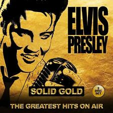 Elvis Presley ~ Solid Gold The Greatest Hits On Air 41 Tracks, New + Sealed 2CD