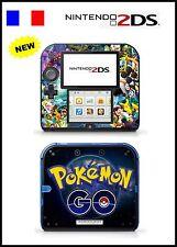 POKEMON GO -  Piel De Vinilo Adhesivo Para Nintendo 2DS - Réf 151