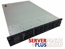 HP Proliant DL380 G7 16-Bay 2x 3.06GHz HexaCore, 64GB RAM, 2x 450GB 6G SAS 512MB