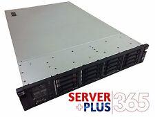 HP Proliant DL380 G7 16-Bay 2x 3.06GHz HexaCore, 64GB RAM, 2x 450GB 6G SAS 512MB