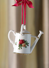 Royal Albert - Ornament Watering can Old Country Roses - DEALER