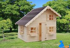 Kinderspielhaus Tom Spielturm Stelzenhaus Gartenhaus Kinderhaus Spielanlage Holz