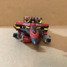 "Transformers Armada Starscream 7"" Tall Action Figure Robot Toy 2002 Hasbro"