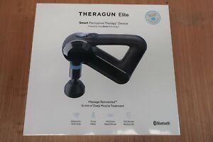 Brand new THERAGUN Elite - Black - Smart Percussive Therapy Massage Device