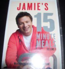 Jamie Oliver Jamie's 15 Minute Meals Volume 1 (Australia Region 4) DVD – New
