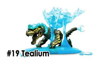 Mega Construx Breakout Beasts Series 6 ~ Identified Tealium #19,  NEW UNOPENED