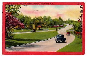 1949 Northern State Parkway, Nassau County, Long Island, NY Postcard *5N(2)27