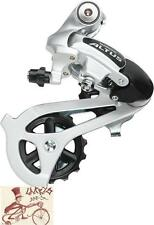 SHIMANO RD-M310 ALTUS 7/8 SPEED SILVER DIRECT MOUNT REAR DERAILLUER-NO PACKAGE