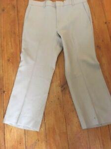 vintage levis mens action slacks great 70s disco pants ! stay press