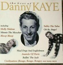 THE BEST OF DANNY KAYE 23 TRACKS PRISM UK CD NEW AND SEALED