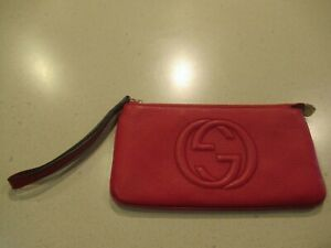Gucci Soho Wristlet Bag