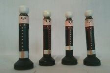 vintage Forth of july clothes pin figurines set of four soldiers marines
