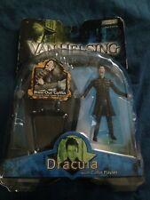 Van Helsing Monster Slayer Dracula with Coffin Playset