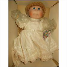 Cabbage Patch Porcelain Doll Bride by Applause!