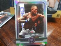 2019 TOPPS UFC MUSEUM COLLECTION BASE CARD #28 ISRAEL ADESANYA