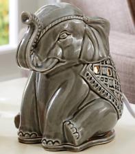 Elephant Electric Wax Warmer Melts Home Cube Burner Tart Scent Light Lamp Heater