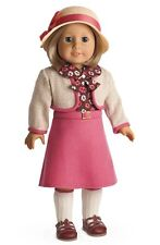 NIB American Girl Kit School Skirt Outfit Set with Sweater, Hat, Shoes NEW!